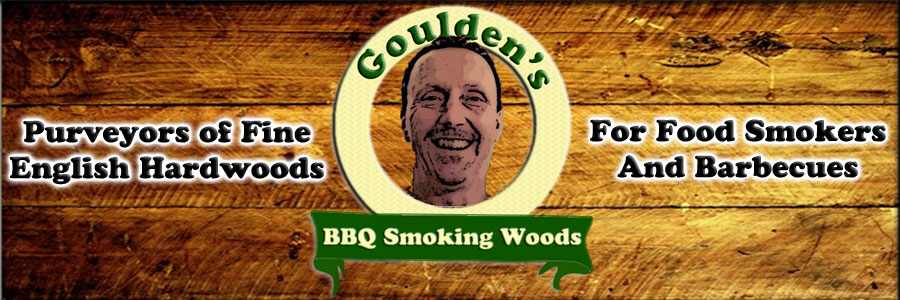 Goulden's BBQ Smoking Woods